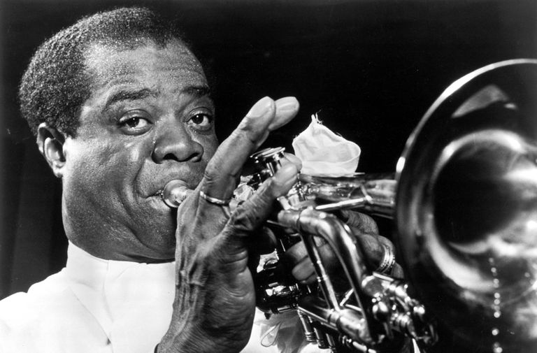 Biography of Louis Armstrong, Masterful Trumpeter