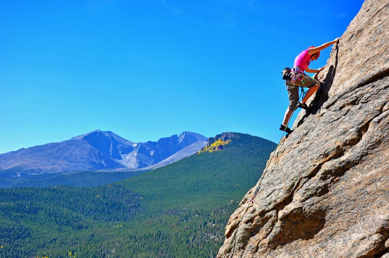 us emergency room study results about climbing