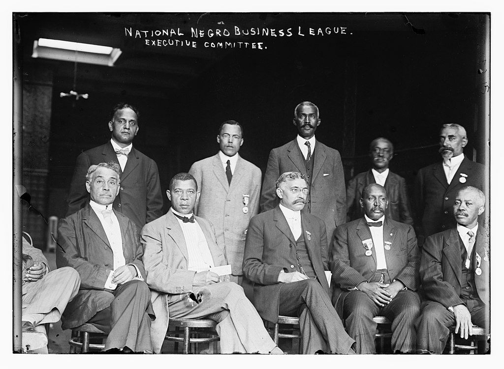 National Negro Business League Executive Committee