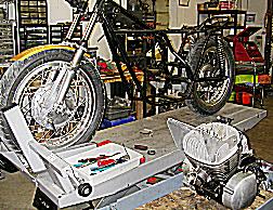 classic motorcycle mechanics basics to advanced