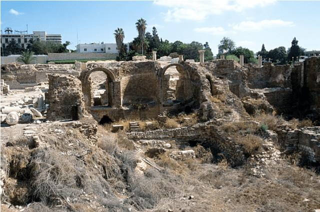 Kom El Dikka - Ruins of the Library of Alexandria