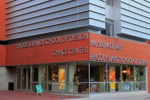 School of Design & Museum of Art, Providence.