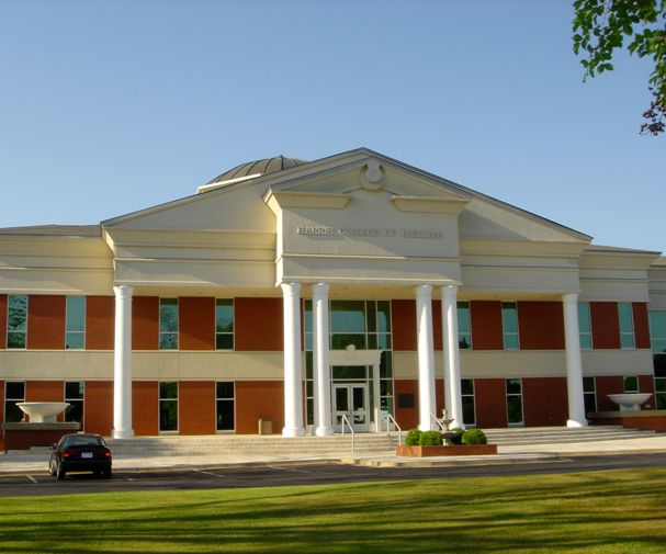 Faulkner University's Harris College of Business