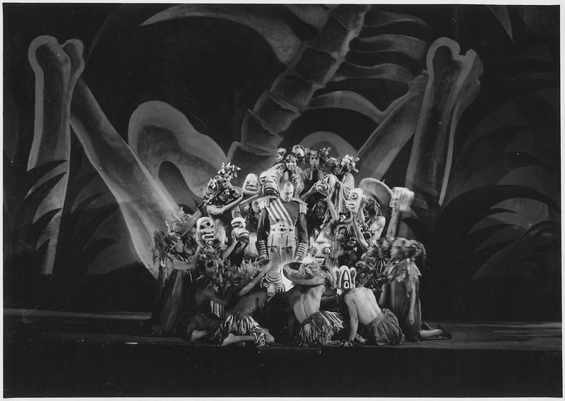 WPA Federal Theater Project in New York:Negro Theatre Unit: