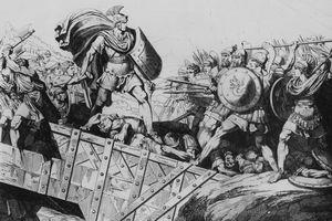 Roman hero Horatius