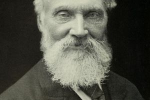 A portrait of Lord Kelvin