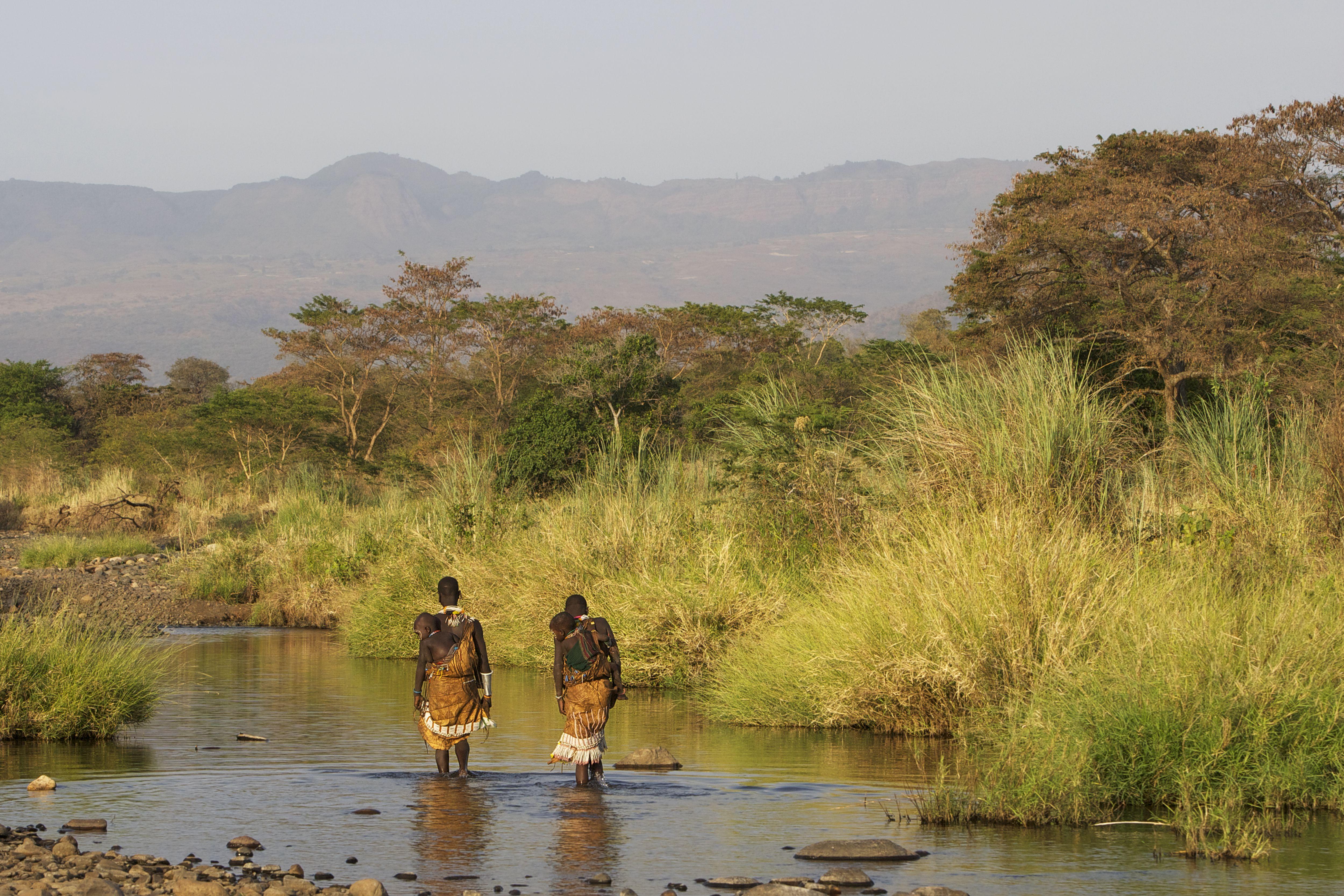 Σύγχρονο περιβάλλον της κοιλάδας Omo, Αιθιοπία