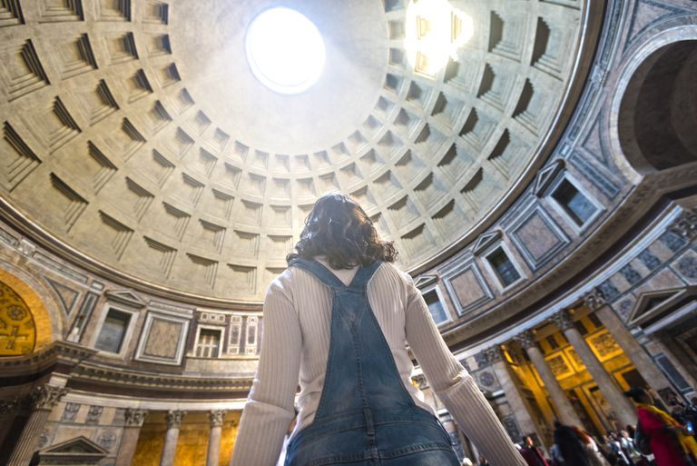 Facts About The Pantheon In Rome