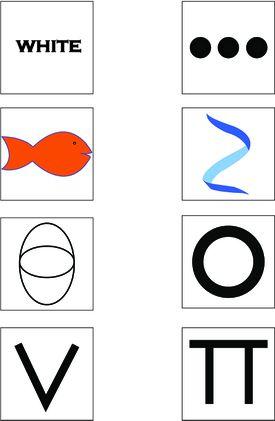 Al Beck Symbol Cards