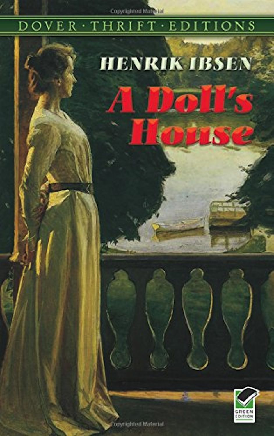 a comparison of the characterization of women in a doll house by henrik ibsen and one hundred years  The men of a doll's house are in many ways just as trapped by traditional gender roles as the women (torvald helmer being the chief example) the men must be providers.