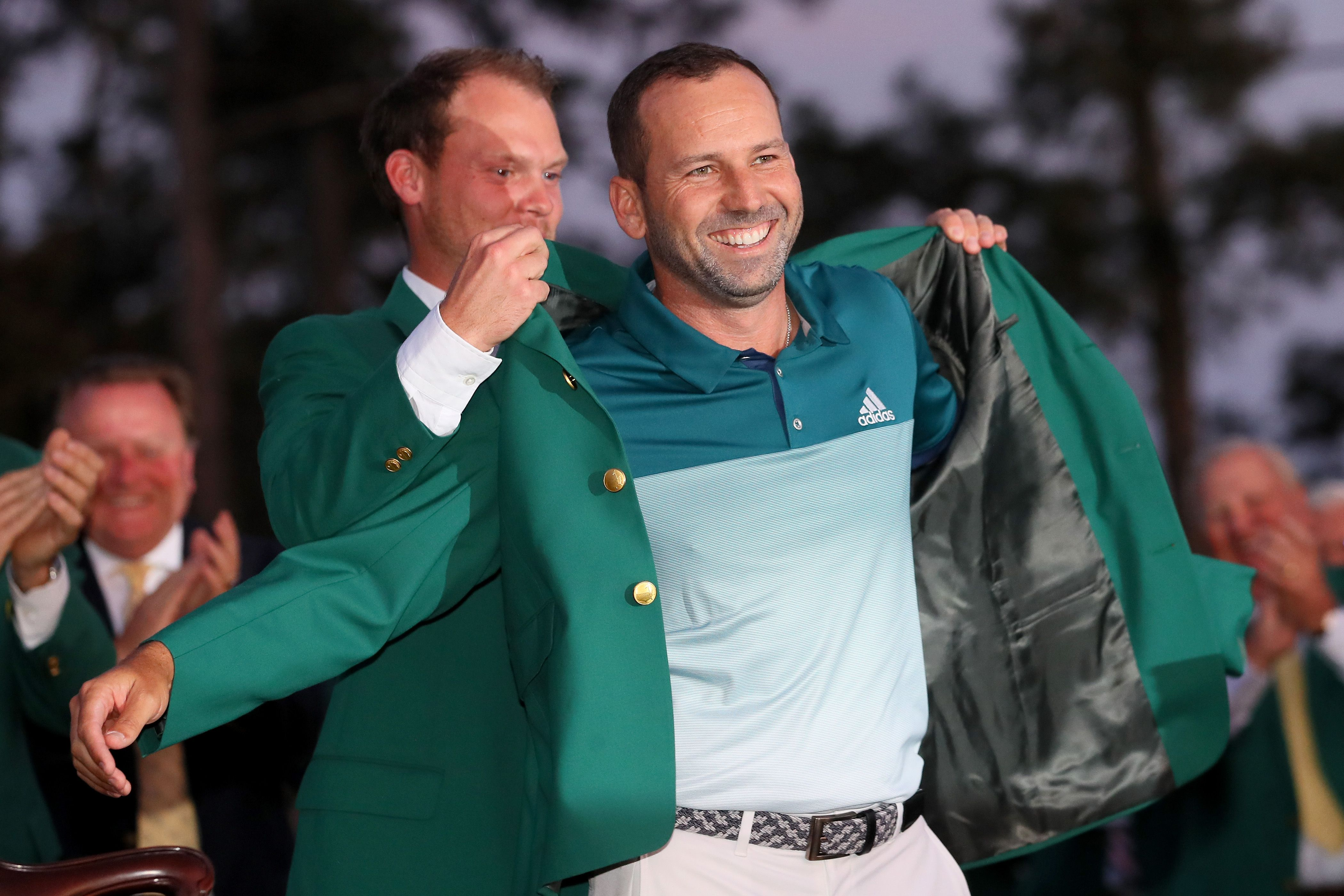 Sergio Garcia: Masters Champion and Ryder Cup Golf Star