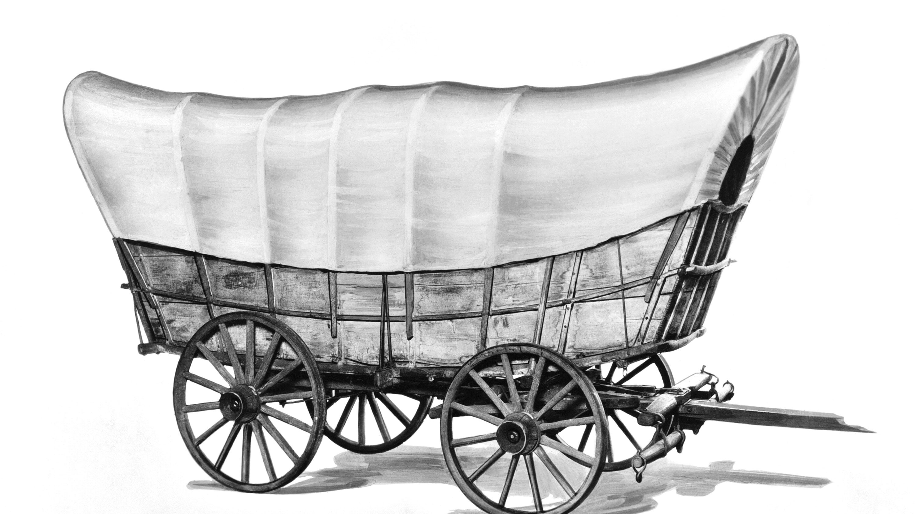 The Prairie Schooner, America's Classic Covered Wagon