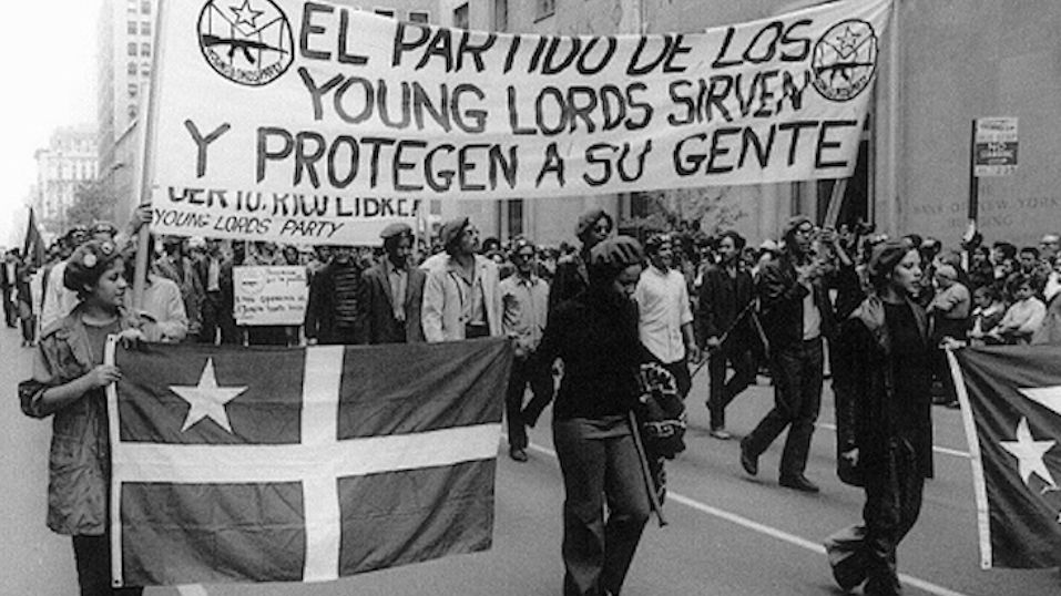 A Brief History Of The Young Lords