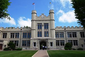 The College of Wooster