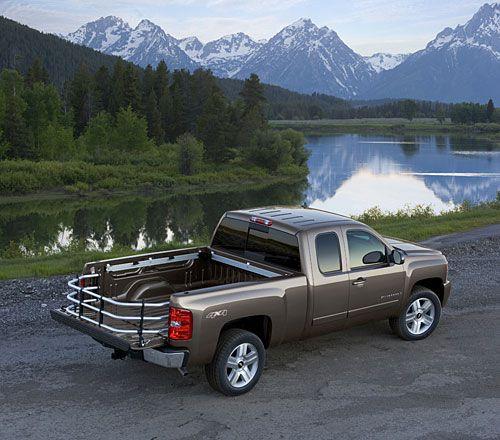 2007 Chevy Silverado Truck Photo Gallery
