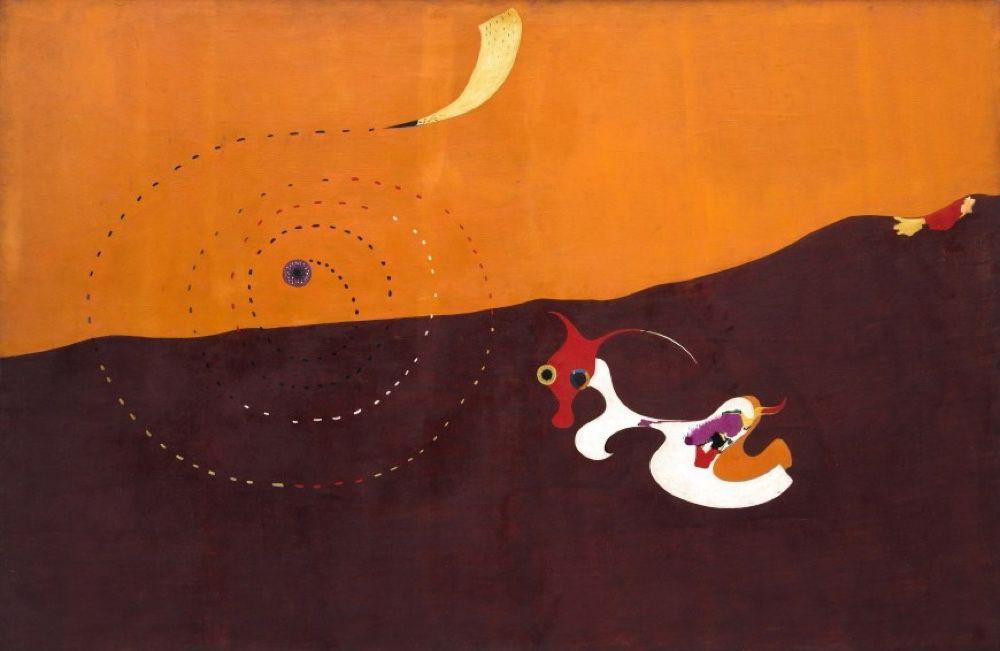 Joan Miró Landscape the Hare