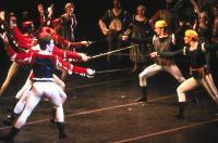 Montague and Capulet Duel