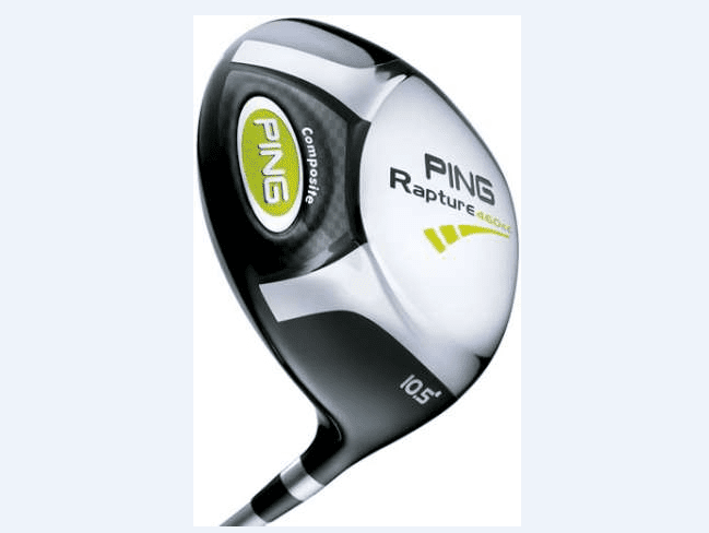 Original Ping Rapture Driver Golf
