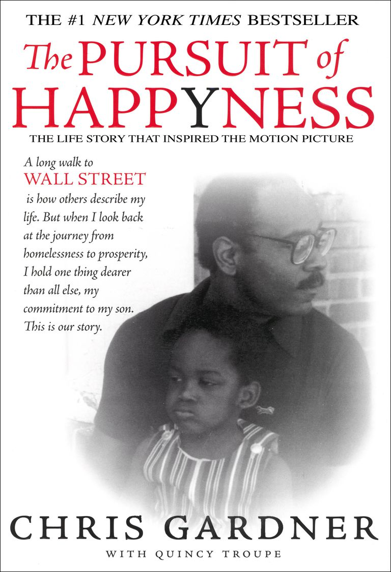 the pursuit of happyness book summary