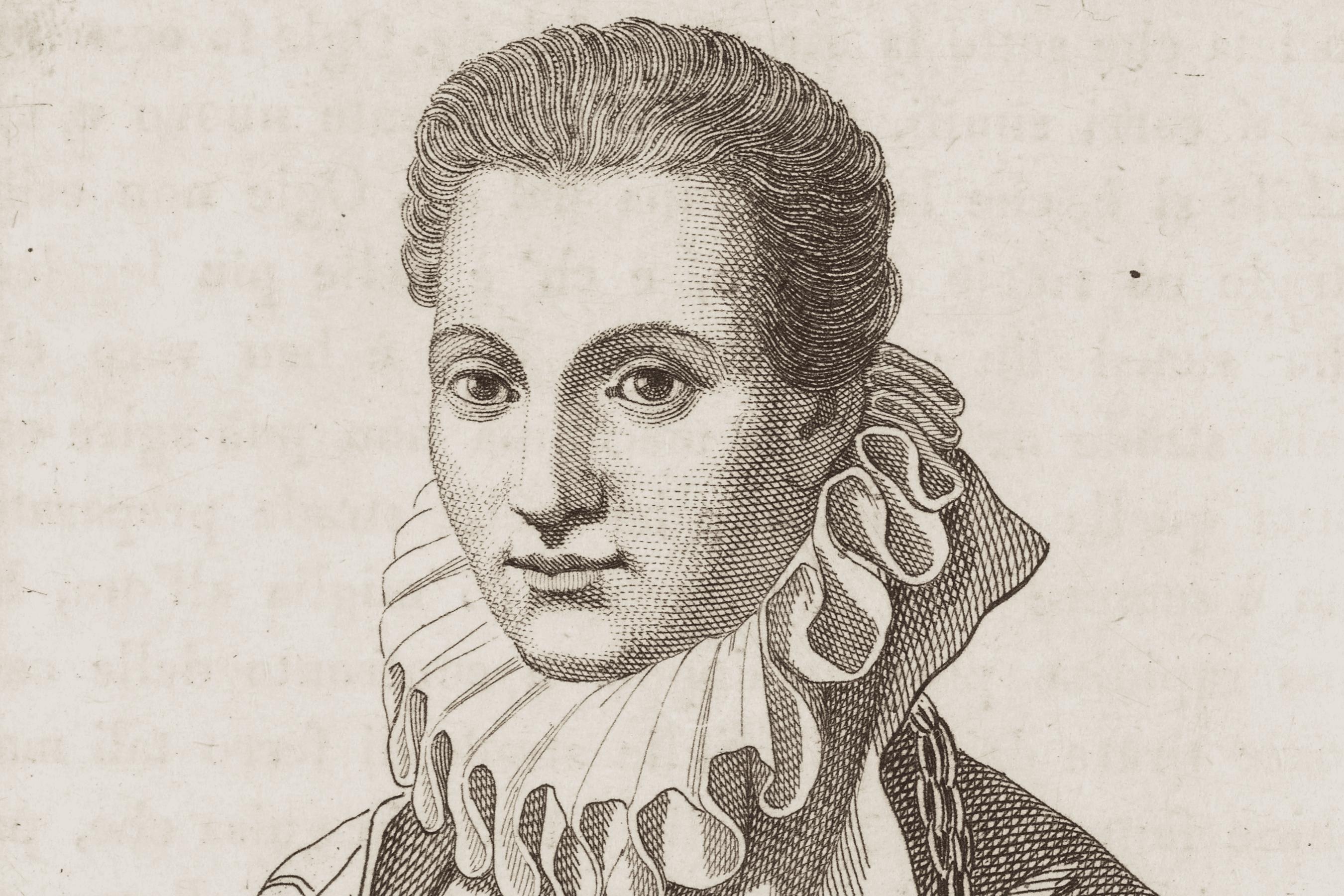 Portrait of Lavinia Fontana