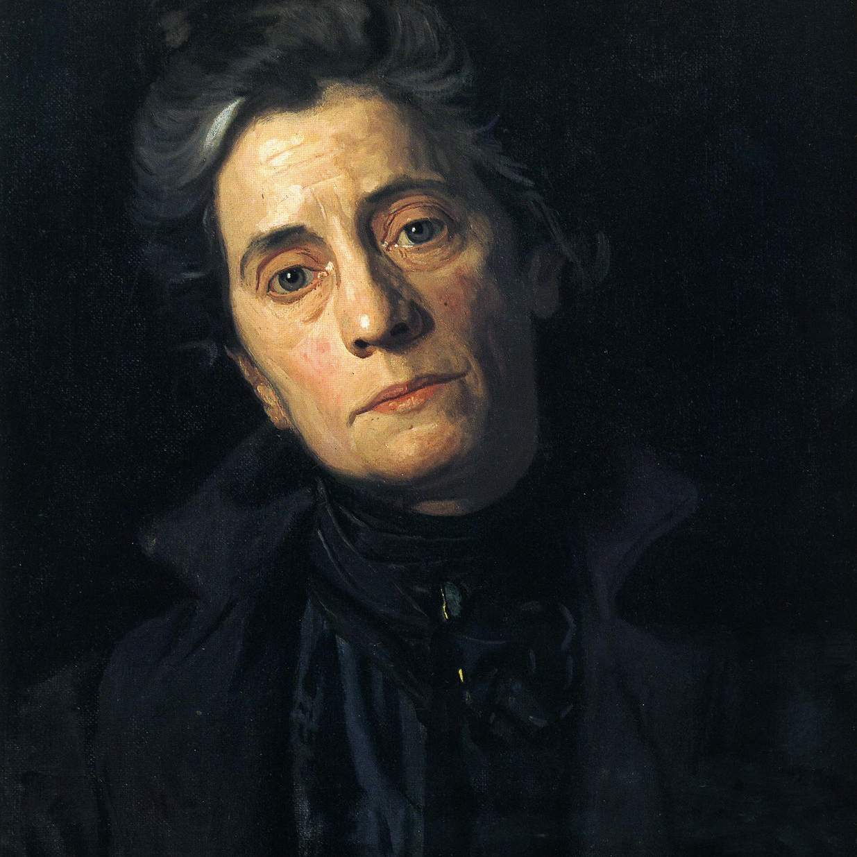 Susan Eakins portrait