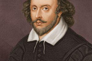 William Shakespeare circa 1600
