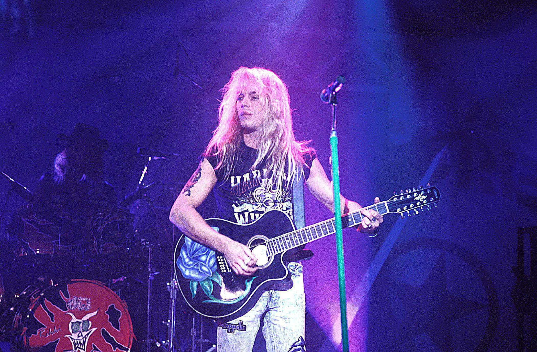Top Hard Rock Frontmen Of The 80s