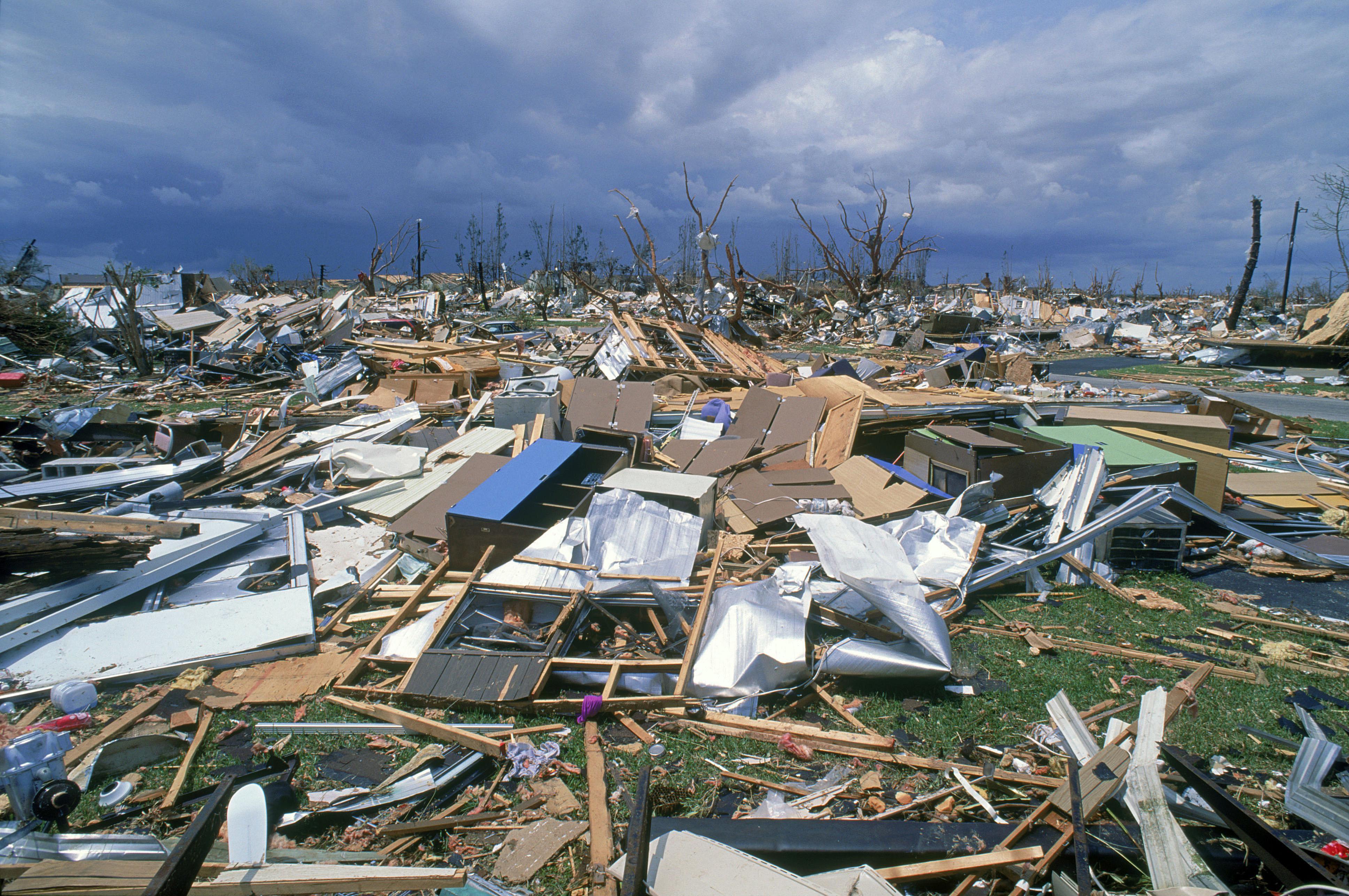 huracán Andrew