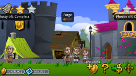 Screenshot of Save Our Village