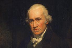 James Watt, 1736 - 1819. Engineer, inventor of the steam engine