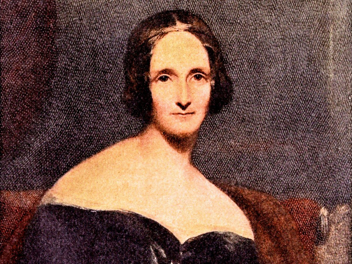 an analysis of being inspired by the wind of promise in mary shelleys life In mary shelley's frankenstein, there are numerous references to god and the bible, specifically the book of genesis intertextual allusions are used by authors to make the reader think beyond the meaning of the text in front of them.
