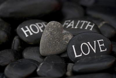 love is patient love is kind bible verse analysis