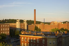 Lowell, Massachusetts factories