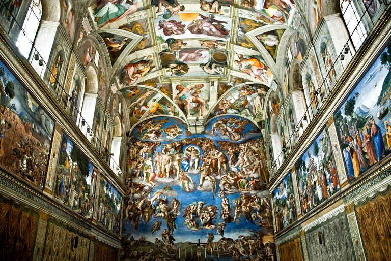 Image result for sistine chapel images
