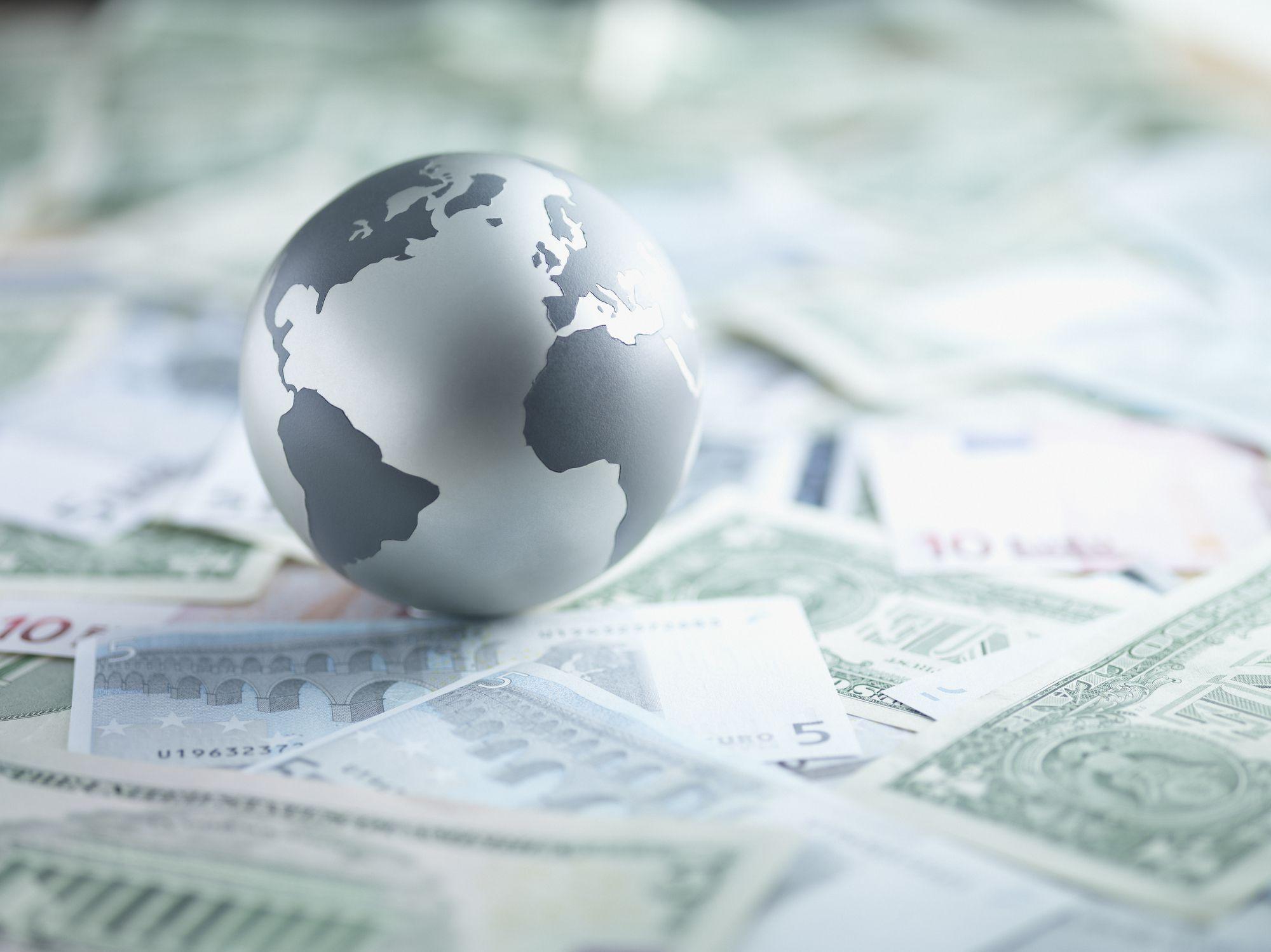 Экономика мира картинка