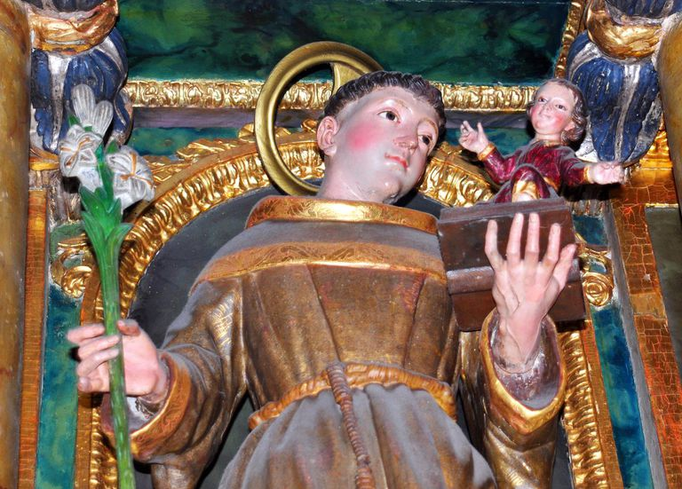 a novena to st anthony to find a lost article