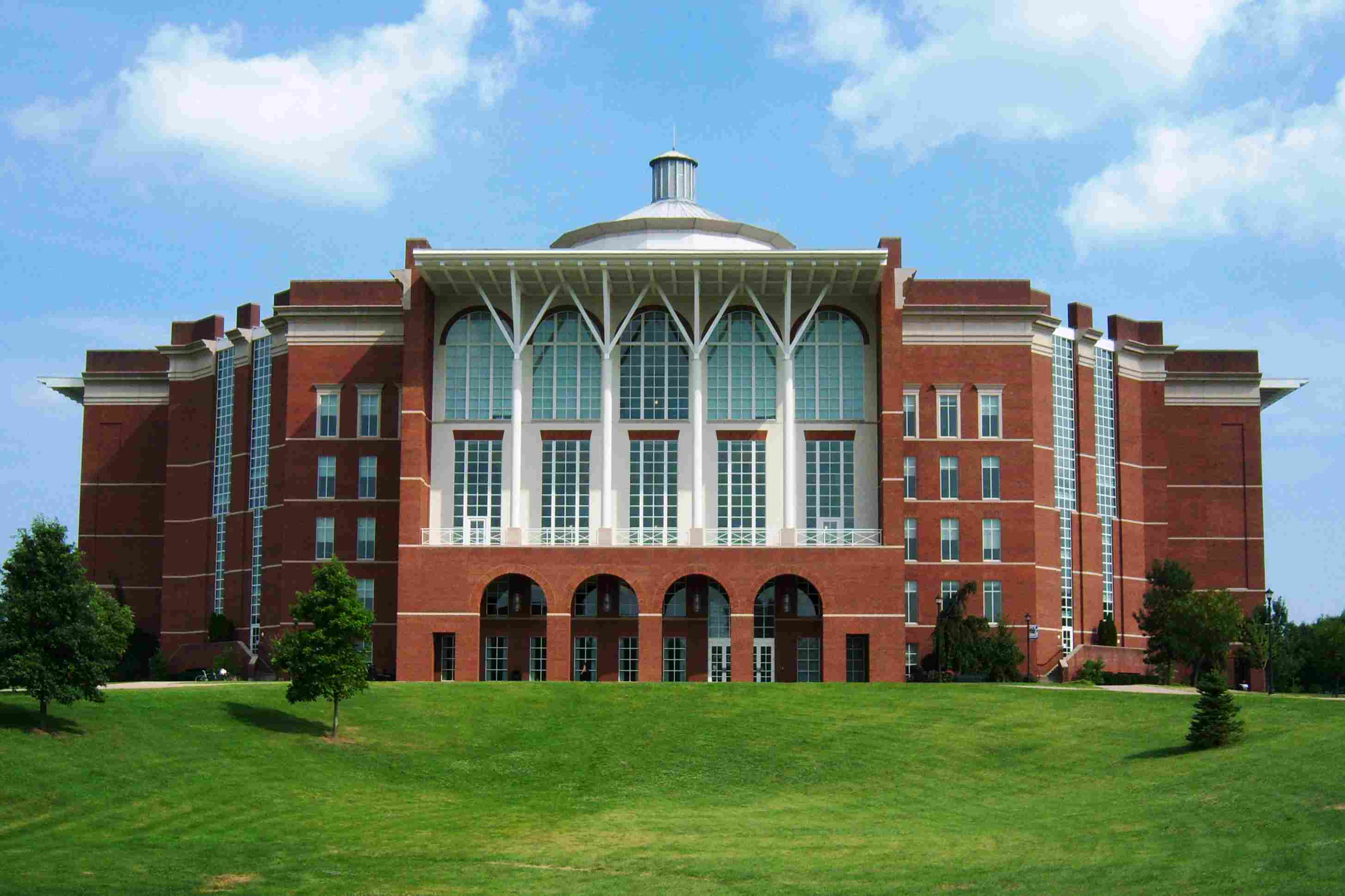 Young Library at the University of Kentucky