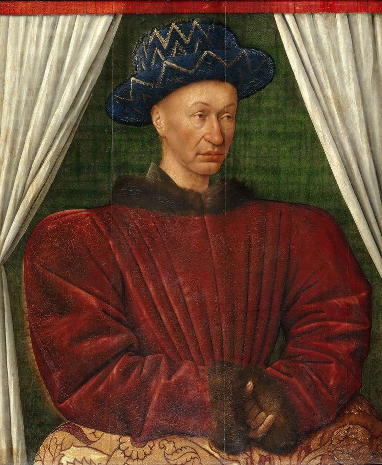 King Charles VII of France