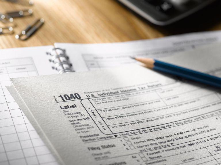 U.S. Tax Forms