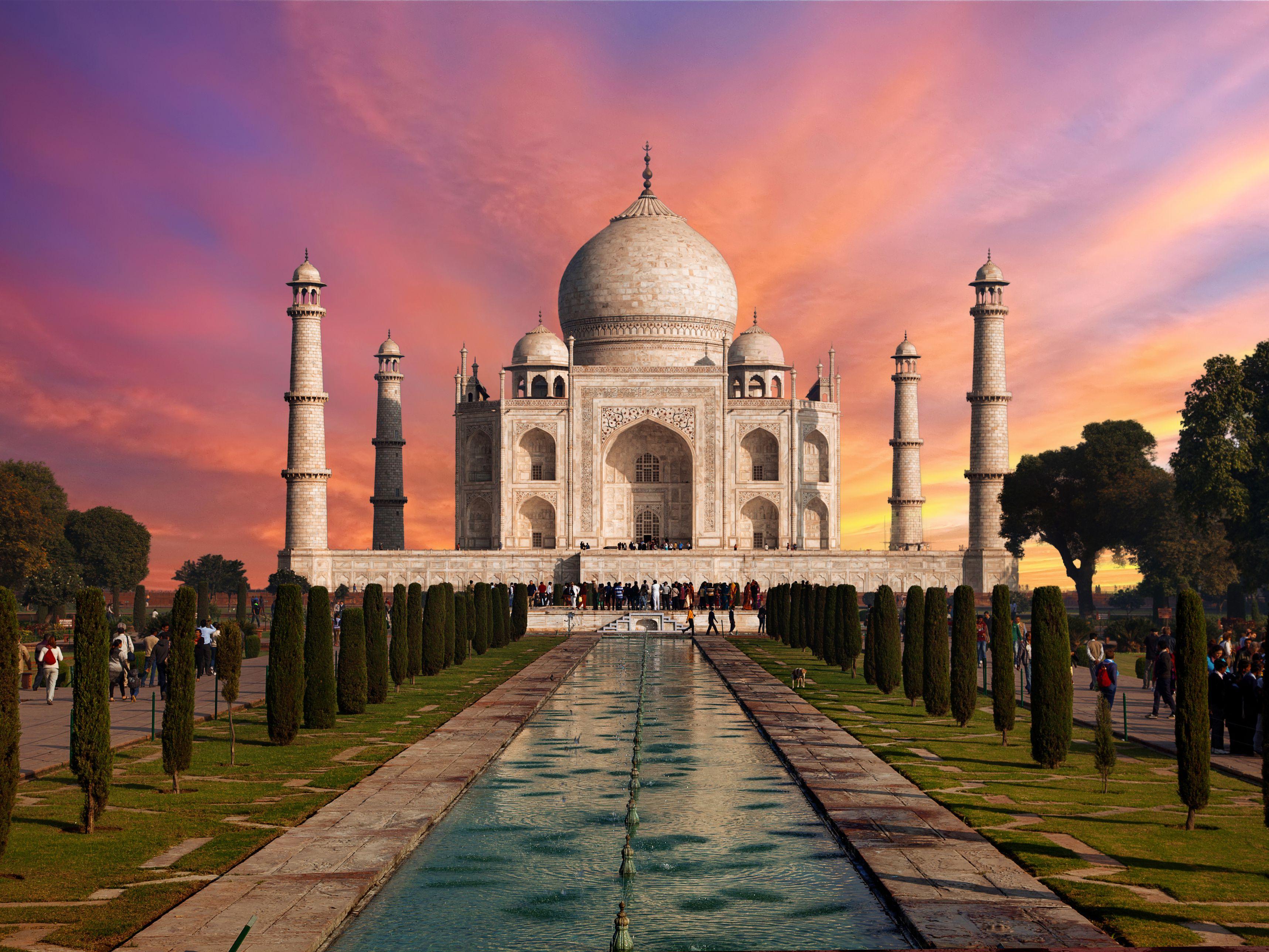The History of the Taj Mahal