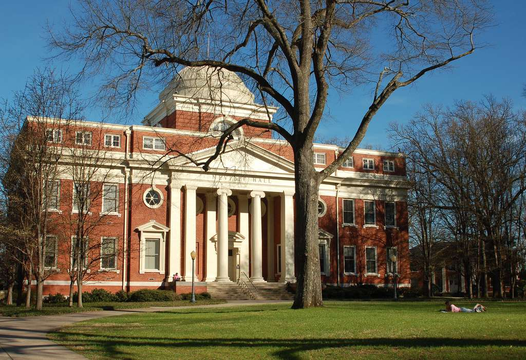 Colegio presbiteriano Neville Hall