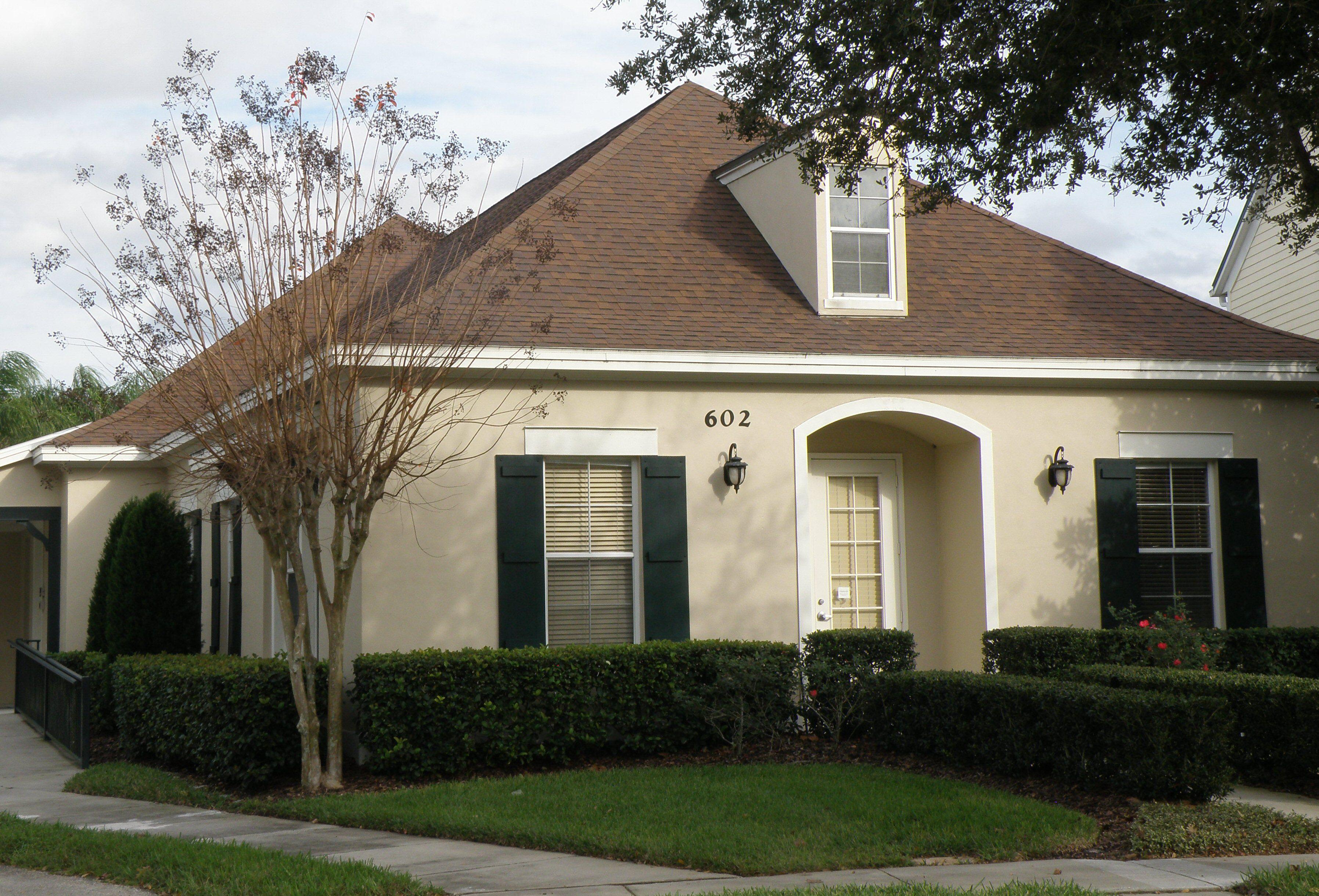 Neighborhood house in Celebration, Florida