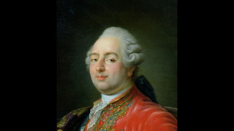 King Louis XVI, Deposed in the French Revolution