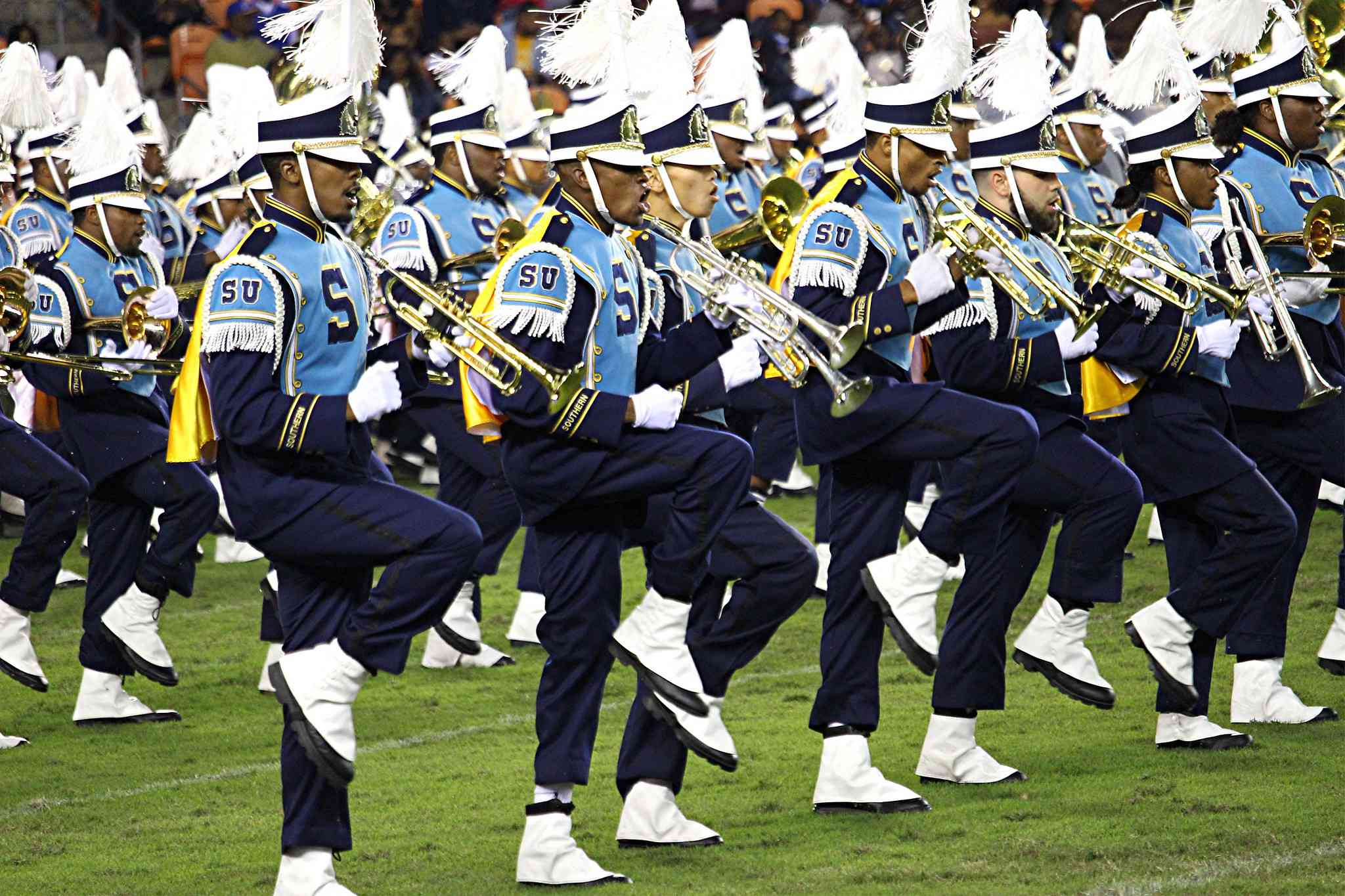 The Top 11 College Marching Band Programs