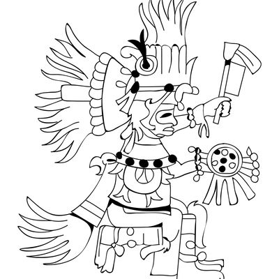 Mythology Of Ah Puch God Of Death In Mayan Religion
