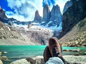 Torres de Paine National Park in Chile