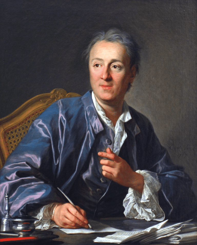 Denis Diderot, Editor of the Encyclopédie