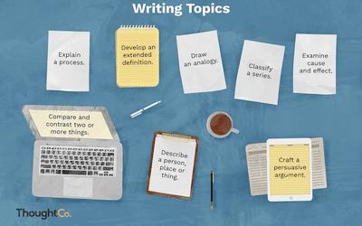 Narrative argument essay topics acknowledgement in research paper