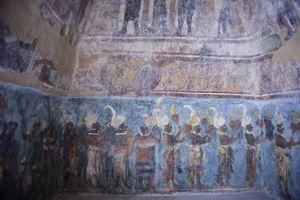 Bonampak Archeological Site