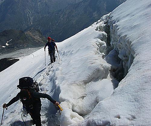 Where glaciers are born